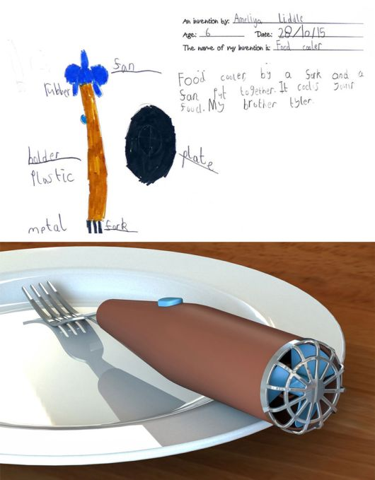 Brainy Kids Inventions Turned Into Real Products
