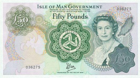 Banknotes That Show Queen Elizabeth Aging