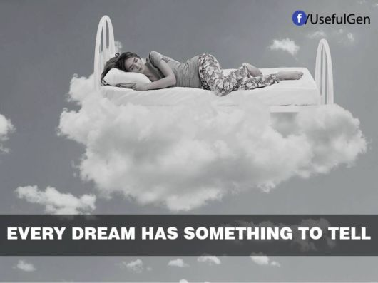 Every Dream Has Something To Tell