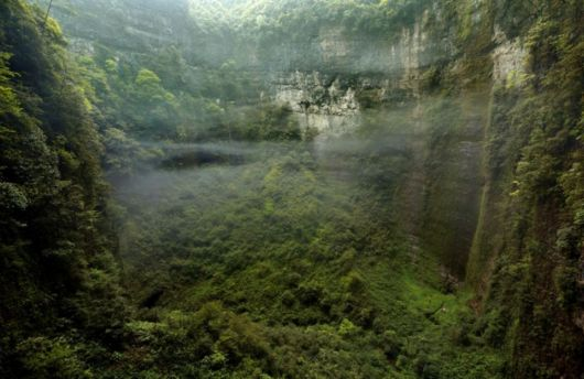 Er Wang Dong Cave System In China