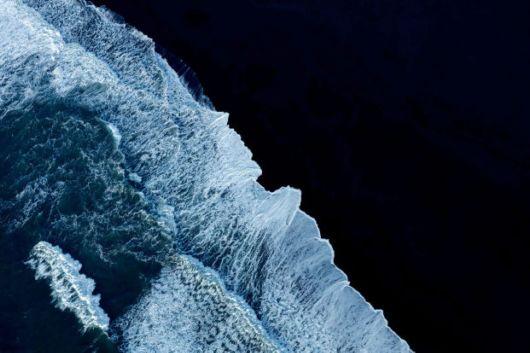 Stunning Aerial Photographs Reveal Icelands Alien Landscapes