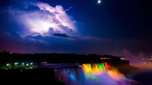 Powerful And Spectacular Nature