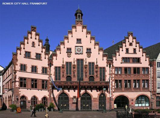 Lets Visit Frankfurt, Germany