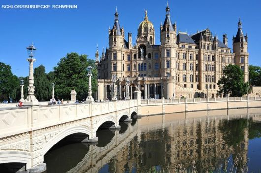 A Trip To Schwerin, Germany