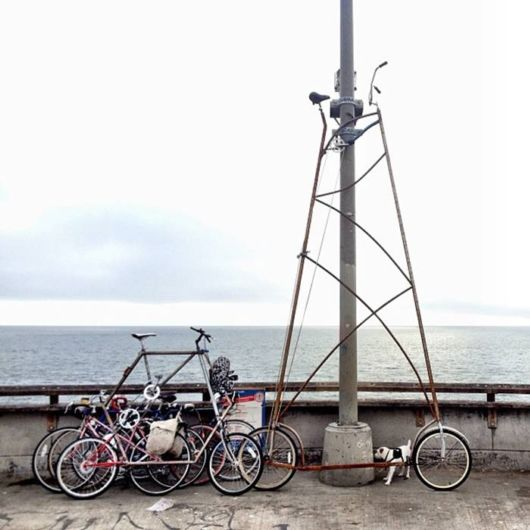 The Tallest Bicycle In The World