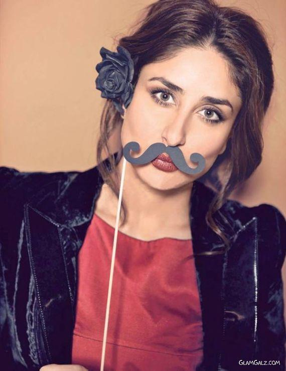 Kareena Kapoor Photoshoot For Vogue India
