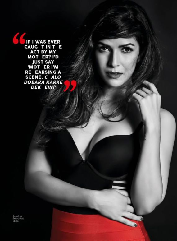 Nimrat Kaur FHM Photoshoot For 2016