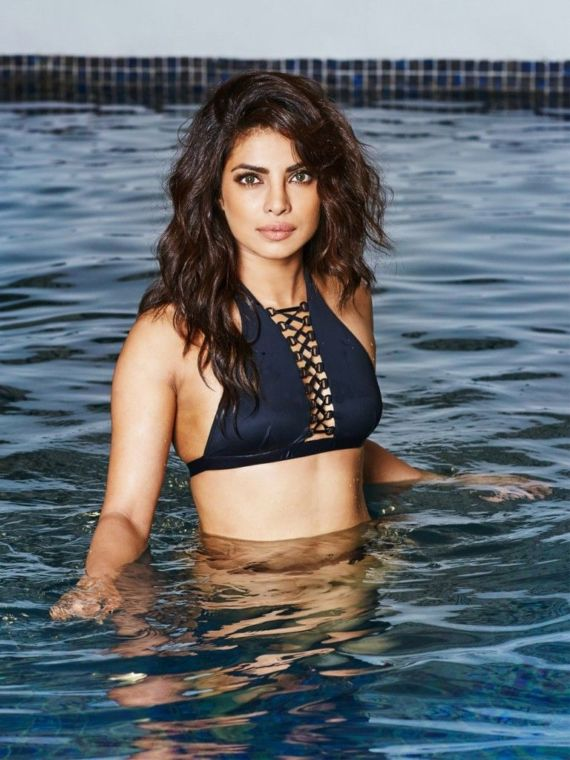 Priyanka Chopra Photoshoot For Esquire Magazine