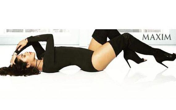 Priyanka Chopra Shoots For Maxim Magazine July 2016