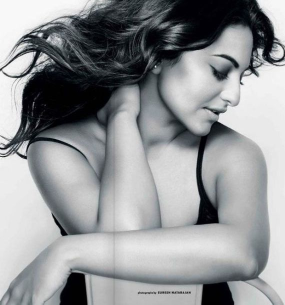 Sonakshi Sinha For Maxim Magazine 2014 Shoot
