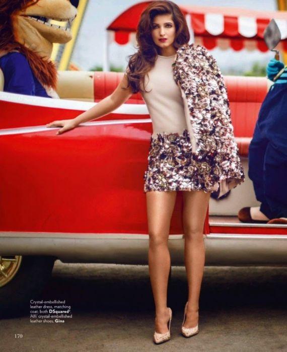 Twinkle Khanna On Vogue India Magazine