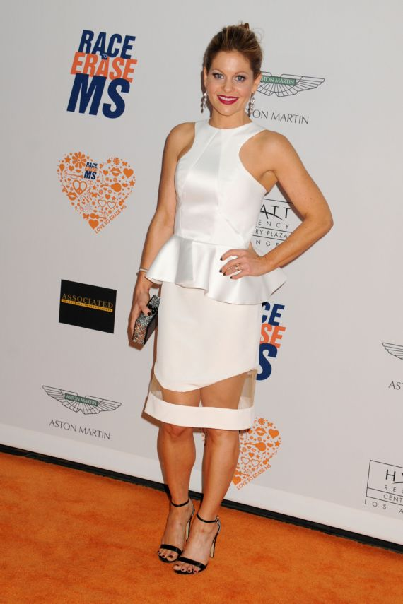 Candace Cameron Bure At Race To Erase MS Event