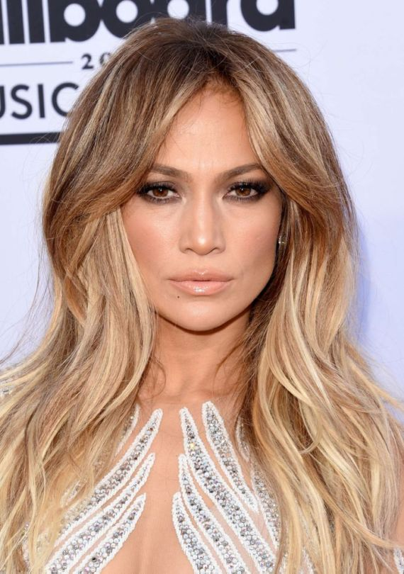Jennifer Lopez At 2015 Billboard Music Awards