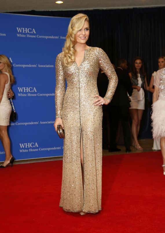 Lindsey Vonn At 100th Annual White House Correspondents Dinner
