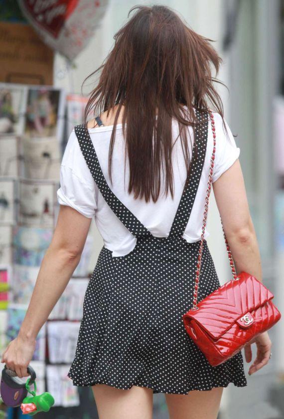 Daisy Lowe Street Style In Primrose Hill