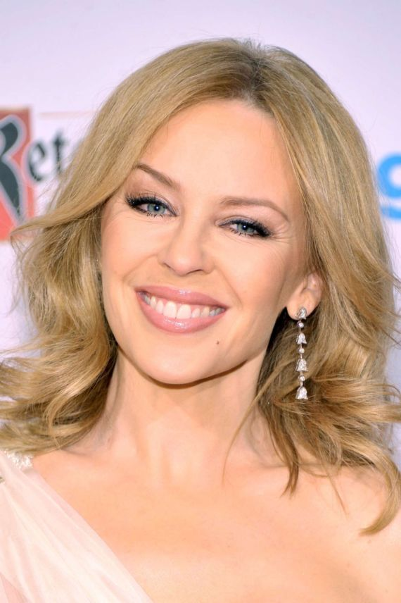 Kylie Minogue Performs At GLAAD Media Awards
