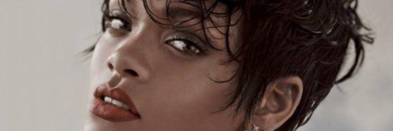 Rihanna Shoots For Vogue Brazil