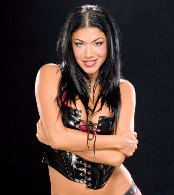 WWE New Debut Divas Photoshoot