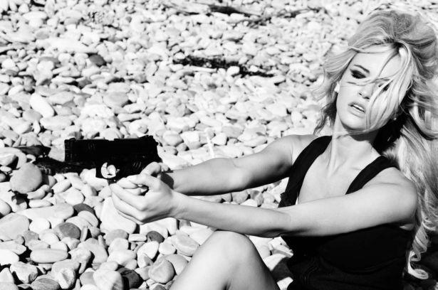 Bryana Holly For Solmaz Saberi Photoshoot