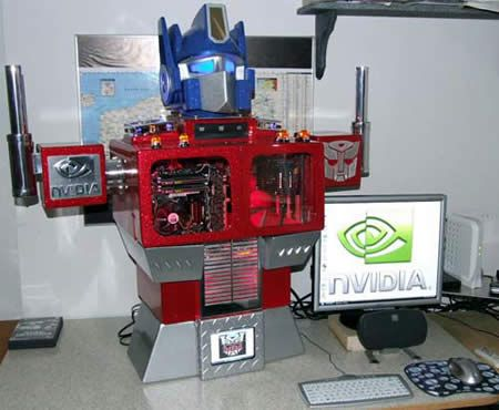 Awesome PC Cabinets Modifications